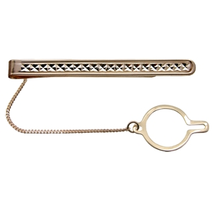 Зажим для галстука из красного золота 09-0030-00-000-1110-04 platina фото